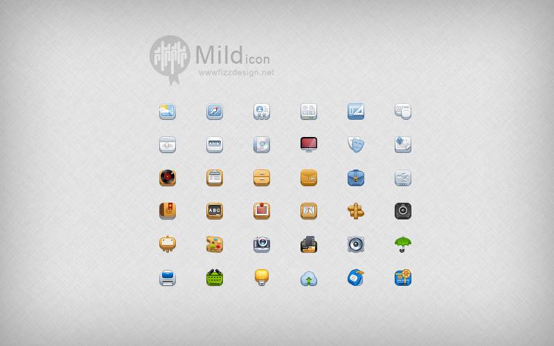 Mild icones