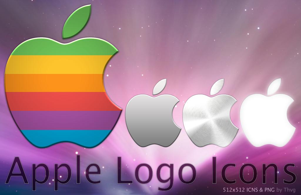 Icône logo Apple
