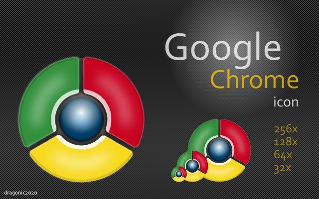 Icône Google Chrome