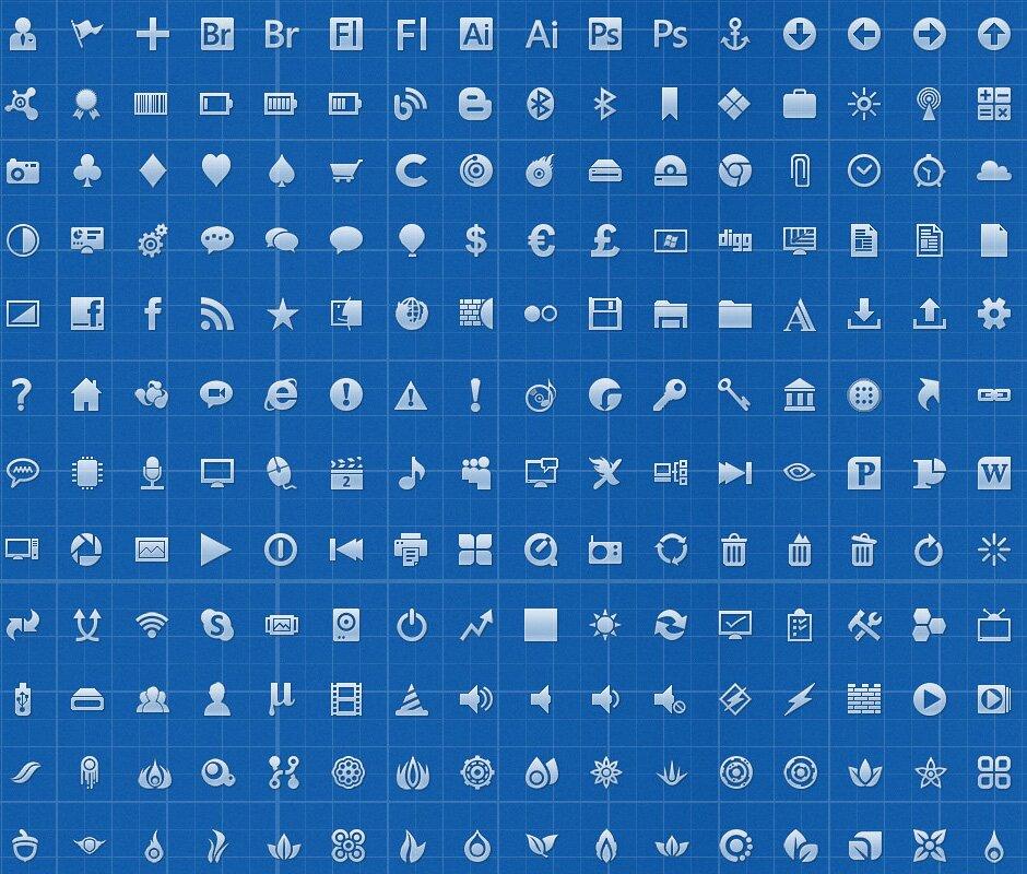 Devine icones