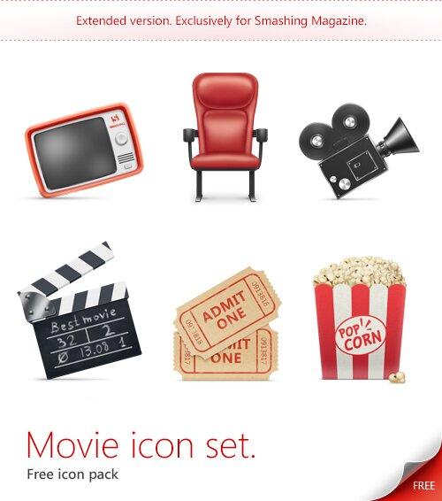 Icônes cinéma