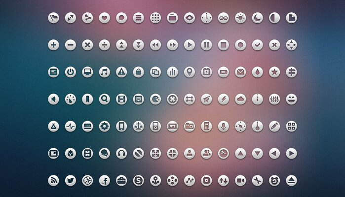 Loop icones