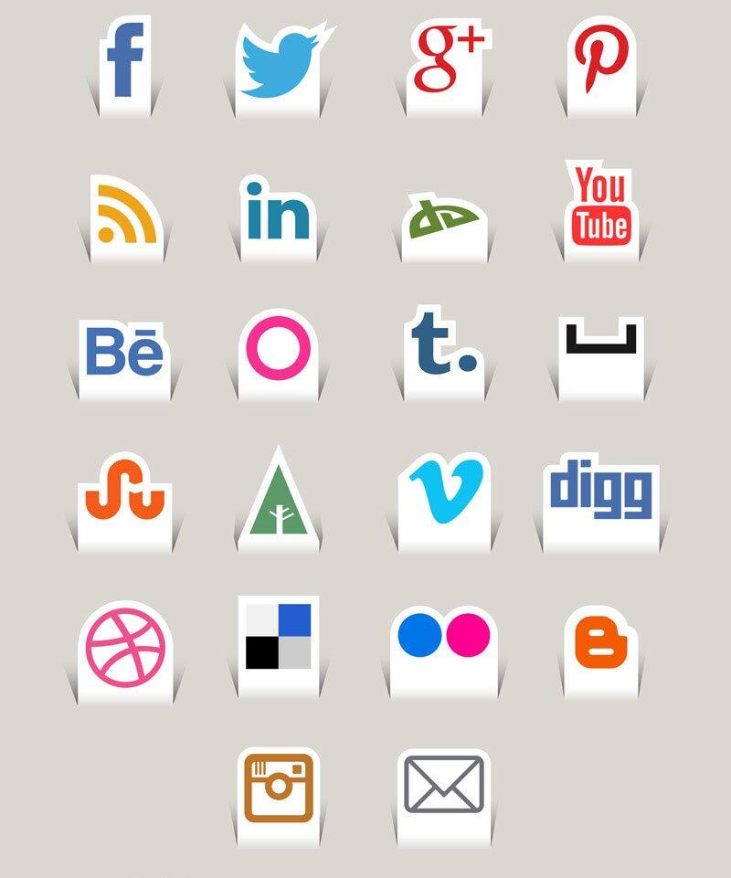 Paper Cut social